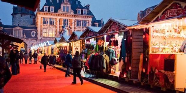 Marché de Noël : quatre places, quatre ambiances - La Libre