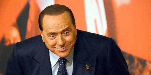 Silvio Berlusconi passe à l'opposition à un moment crucial pour l'Italie - La Libre