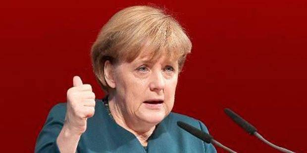 Allemagne: Merkel conclut un accord de coalition avec les sociaux-démocrates