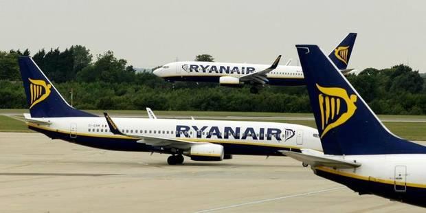 Ryanair : 10 destinations au départ de Bruxelles - La Libre