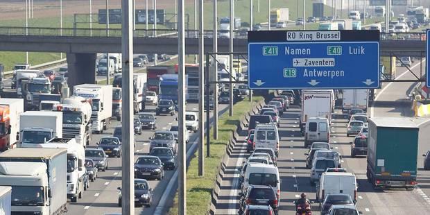Ring : Bruxelles pourrait attaquer la Flandre - La Libre