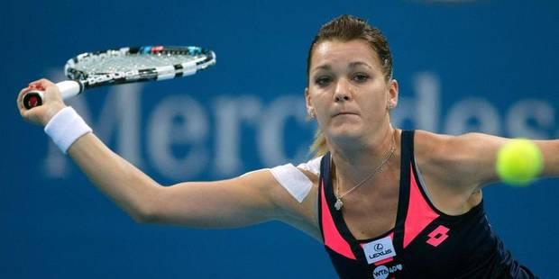 WTA: le point de l'année pour Radwanska contre... Flipkens - La Libre