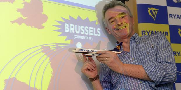 Ryanair: la FGTB craint un regain du dumping social dans le secteur de l'aviation - La Libre