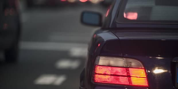 Moins de circulation routière en 2012, mais plus que chez nos voisins - La Libre
