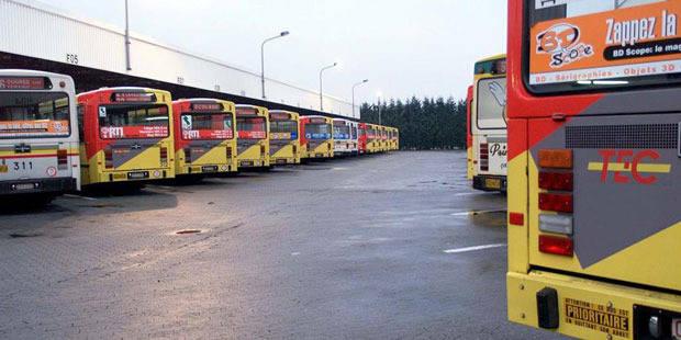 Les chauffeurs du TEC Liège-Verviers reprendront le travail samedi matin - La Libre