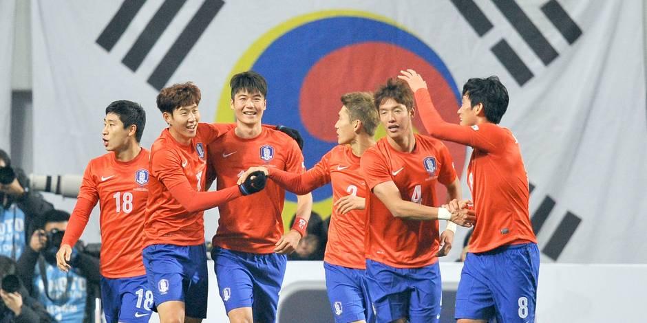 Encore ces Sud-Coréens!