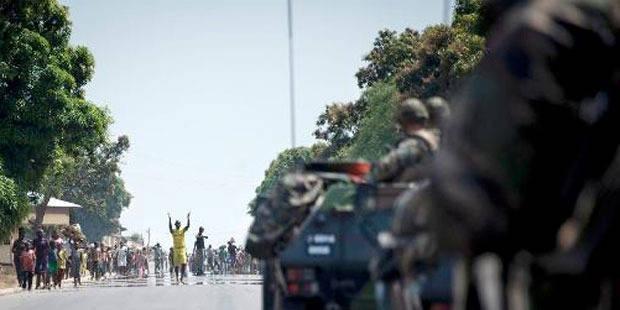 Deux soldats français tués en Centrafrique - La Libre