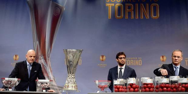 Europa League: Genk affrontera les Russes du FC Anzhi - La Libre