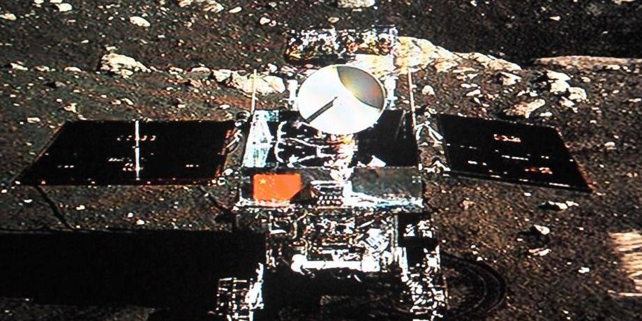 Les premières photos de la mission lunaire chinoise