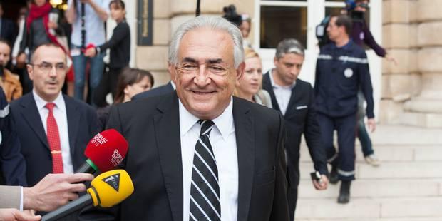 DSK sera bien jugé en correctionnelle - La Libre
