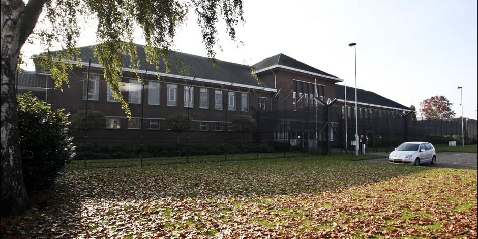 La Belgique prolonge d'un an la location de la prison de Tilburg pour 650 détenus