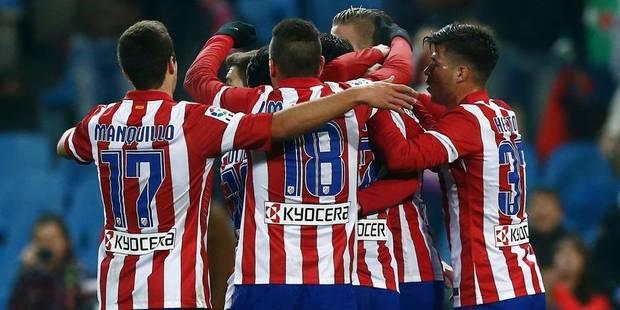 Les Belges à l'étranger: Alderweireld inscrit le but de la victoire pour l'Atlético - La Libre