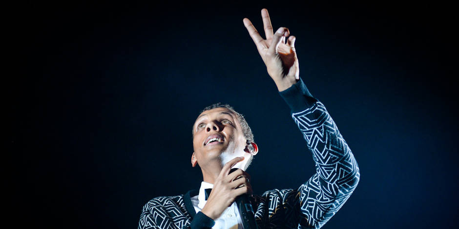 Stromae en concert, Formidable... (PHOTOS)