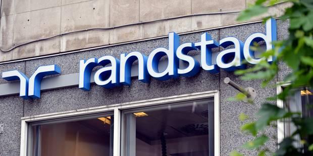 Randstad: 89 licenciements secs - La Libre
