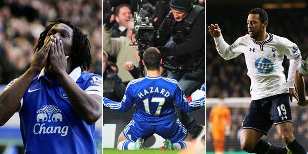 Lukaku, Hazard et Dembélé finissent l'année en beauté