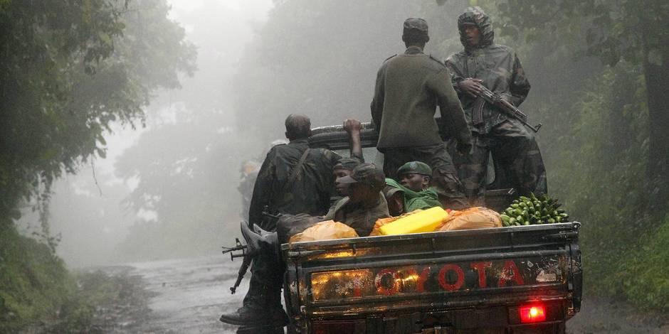 Tirs à l'aéroport, journalistes pris en otage: chaos à Kinshasa, 40 assaillants tués