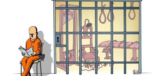 Il faut continuer à combattre la peine de mort - La Libre