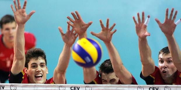 Qualifications Mondial 2014: les Red Dragons débutent par un succès 3-0 sur l'Espagne - La Libre