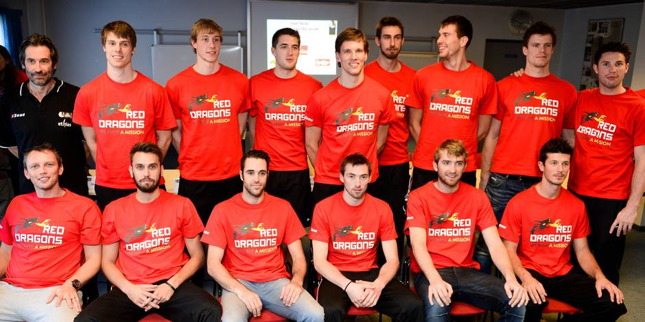 Volley: Red Dragons et Yellow Tigers au Mondial