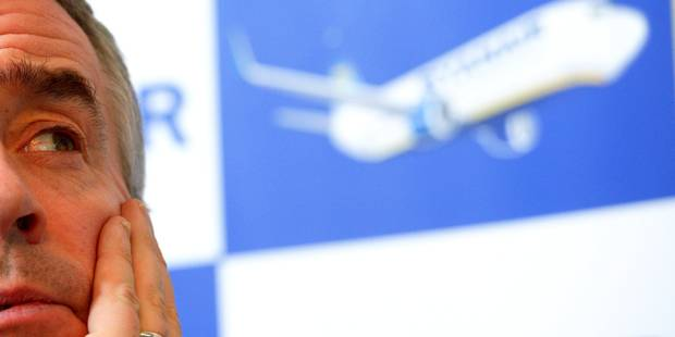 Ryanair augmente ses vols depuis Charleroi vers la Grèce - La Libre