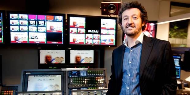 Jean-Pierre Jacqmin rempile à la RTBF - La Libre