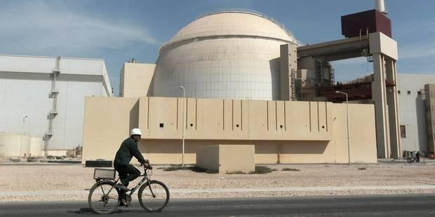 Nucléaire iranien: l'accord de Genève entre dans sa phase d'application - La Libre
