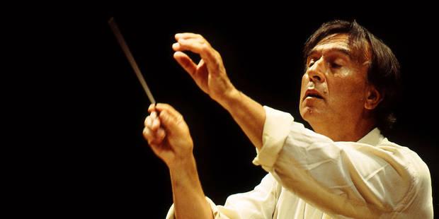 Le célèbre chef d'orchestre Claudio Abbado est décédé - La Libre