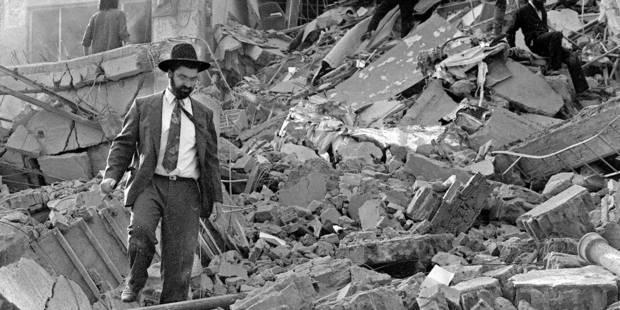Un Belge cité dans l'attentat contre Amia, en Argentine, en 94 - La Libre