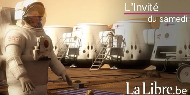 """Un """"aller simple"""" pour coloniser la planète Mars"""