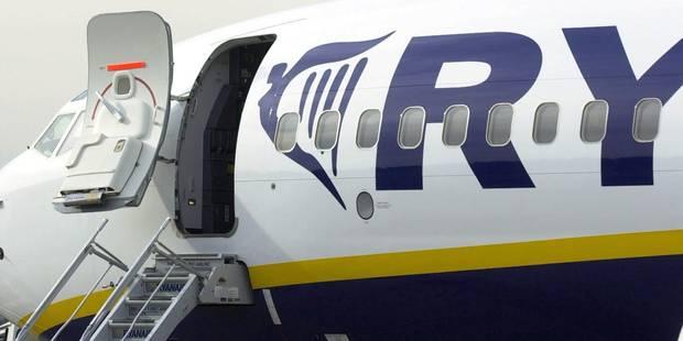 """Ryanair est accusé de """"travail non déclaré"""" - La Libre"""