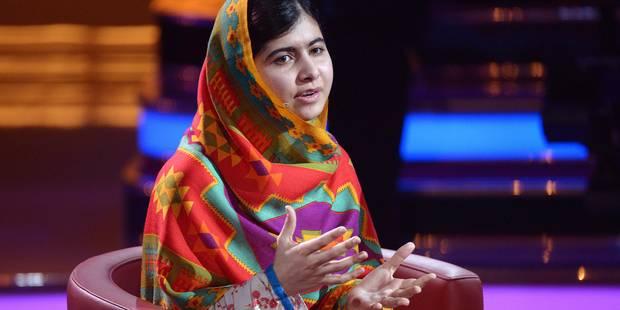Pakistan: la promotion du livre de Malala annulée - La Libre