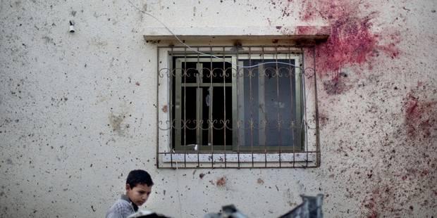 Raids israéliens après une attaque à la roquette - La Libre