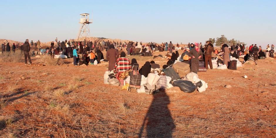 Syrie: accord entre Damas et l'ONU pour l'entrée d'aides à Homs