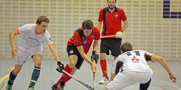 Namur et le hockey en salle sous pression - La Libre
