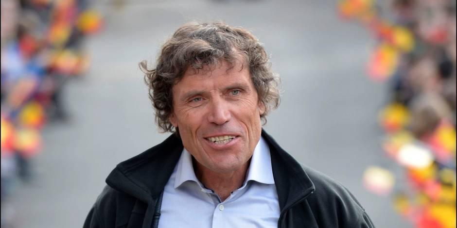 Alain Hubert rejette les accusations de Philippe Mettens