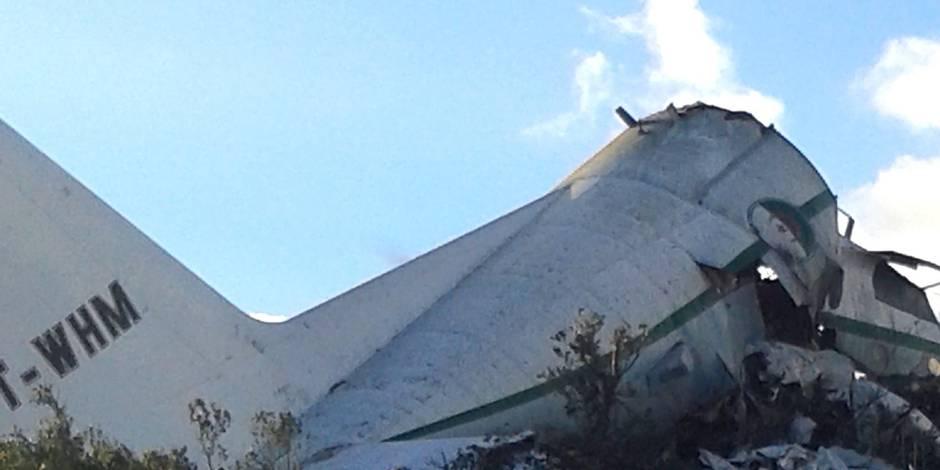 Algérie: 77 morts et un survivant dans le crash d'un avion militaire