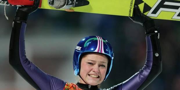 Sotchi 2014 : Vogt écrit son nom en or dans l'histoire olympique - La Libre