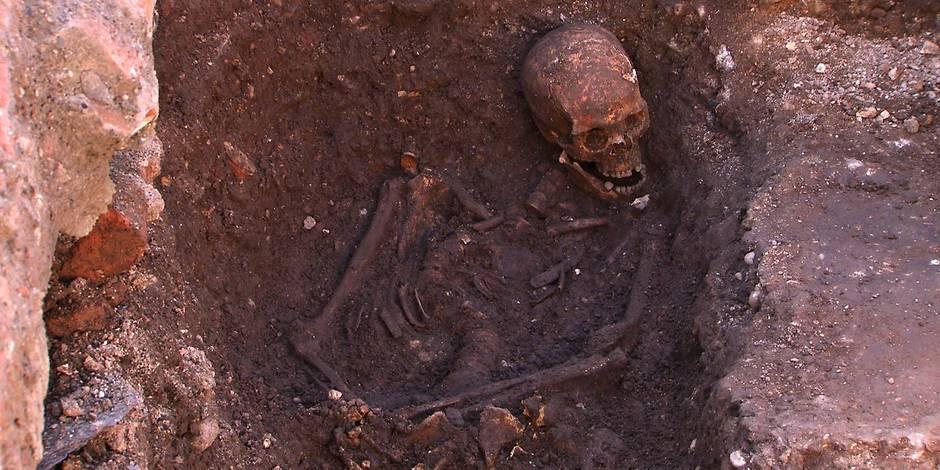 """Reconstituer le génome de Richard III, le """"roi du parking""""?"""