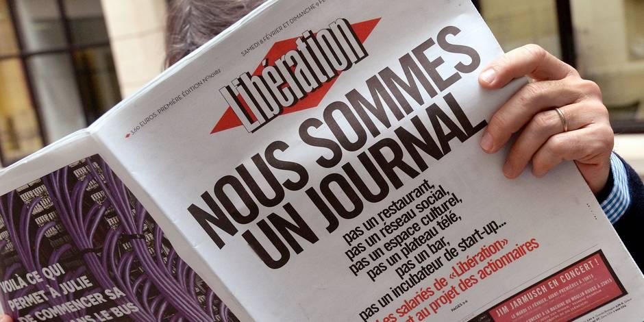 """Quatremer: """"J'ai pu voir l'inadaptation totale de Libération au monde des médias"""""""