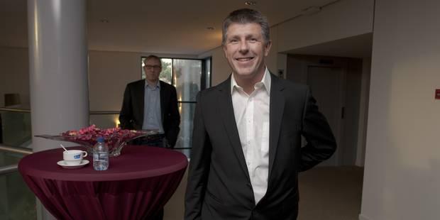 Benoit Thans, nouvelle recrue du MR - La Libre