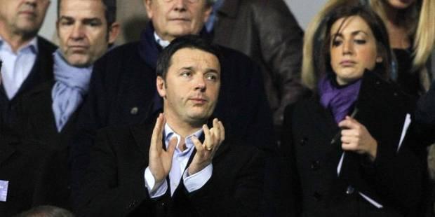 Italie : déjà des soucis pour Renzi - La Libre