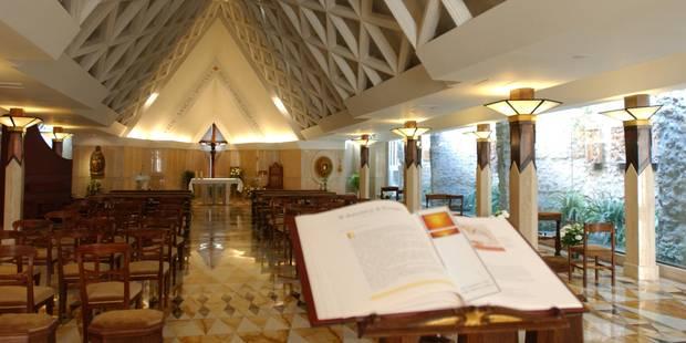 """Réforme de l'Eglise: les cardinaux du """"G8"""" entrent dans le vif du sujet - La Libre"""