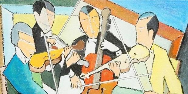Voix intimes : des quatuors qui se voient - La Libre