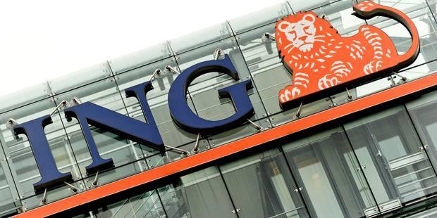 Bénéfice record pour ING Belgique - La Libre