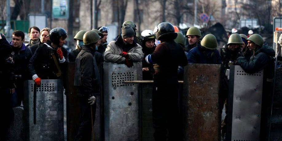 """""""Ce n'est pas suffisant, Ianoukovitch doit quitter le pouvoir"""""""