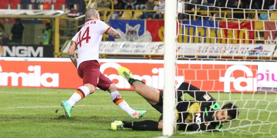 Belges à l'étranger: Nainggolan buteur avec la Roma, De Bruyne fait chuter Leverkusen