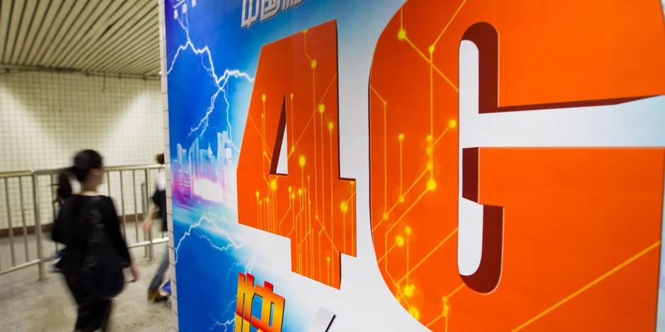 Le nombre d'abonnements à la 4G va décupler d'ici fin 2017 dans le monde