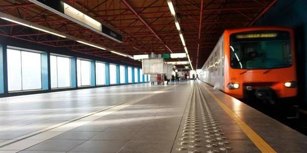 Adolescent tué par un métro à Molenbeek: des images de vidéosurveillance analysées - La Libre