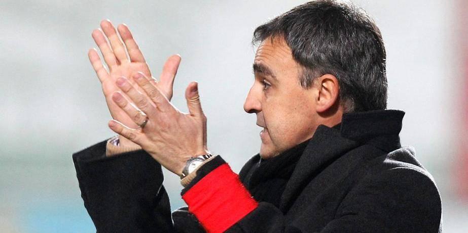 Emilio Ferrera nouvel entraîneur de Genk