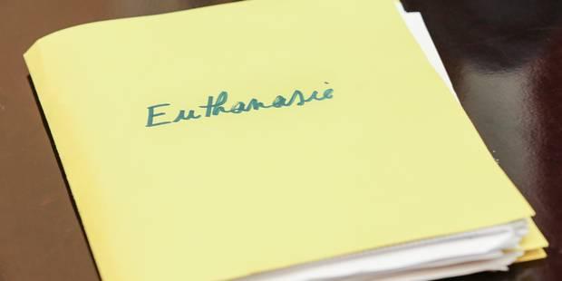 "Euthanasie: ni mouroirs, ni ""cliniques de la mort"" - La Libre"
